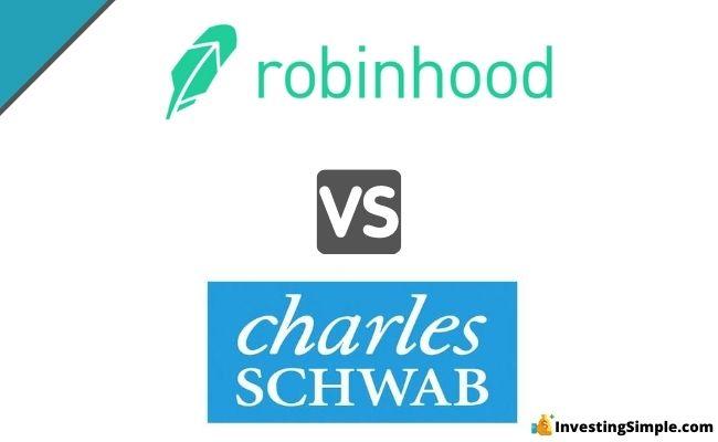 Robinhood vs Charles Schwab