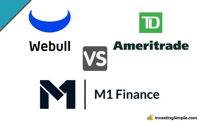 Webull vs thinkorswim vs M1 finance