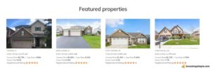 Roofstock featured properties