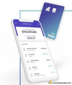 Wealthfront UI