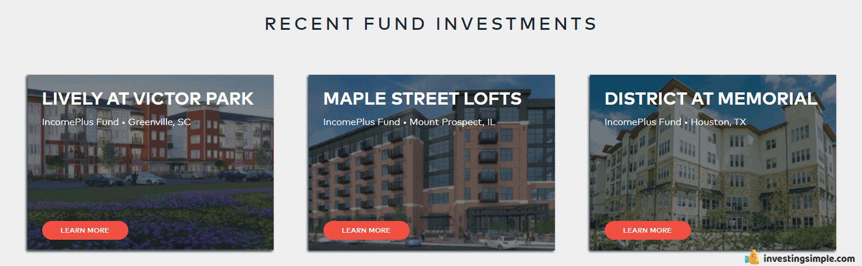 Origin Recent Investments