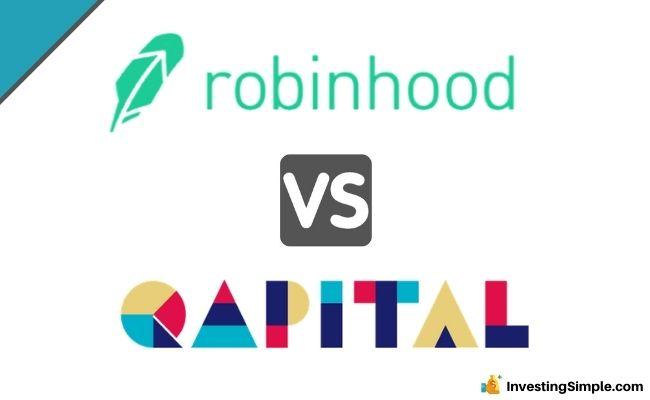 Robinhood Vs Qapital