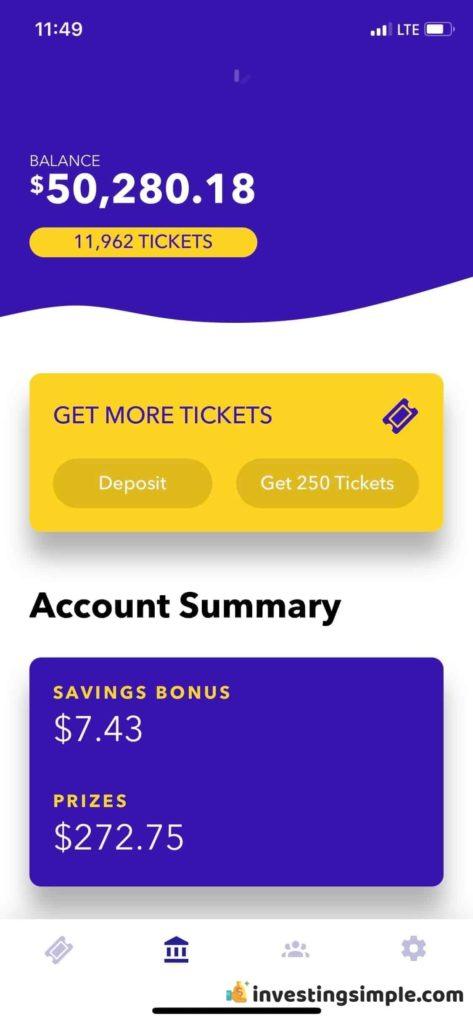 Yotta Bank Screenshot