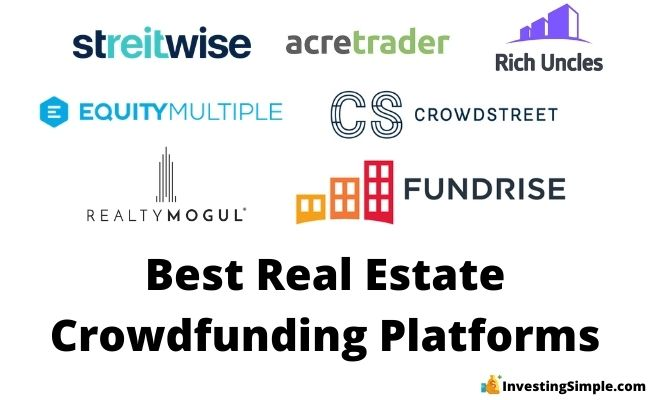 Best crowdfunded real estate platforms