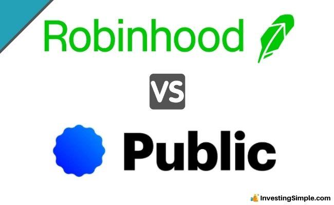 Robinhood vs Public 2020: Best Investing Platform