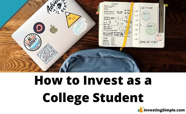 how to invest as a college student