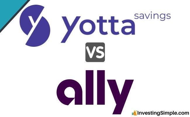 Yotta Savings Vs Ally