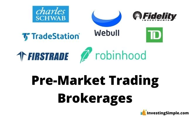 best pre and post market trading brokerages
