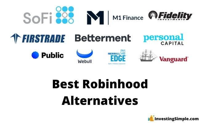 best robinhood alternatives