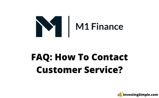 how to contact m1 finance customer service