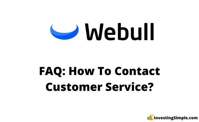 How to contact webull customer service