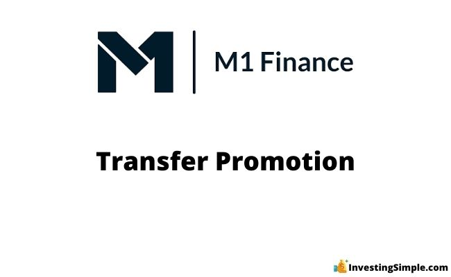 m1 finance account transfer free promotion