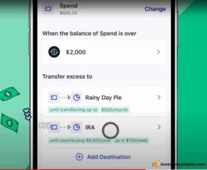 m1 finance smart transfer