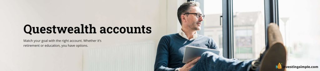questrade account types