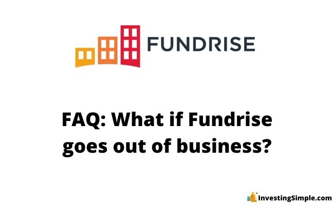 what happens if fundrise goes out of business