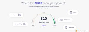 Front FISCO Score Algorithm