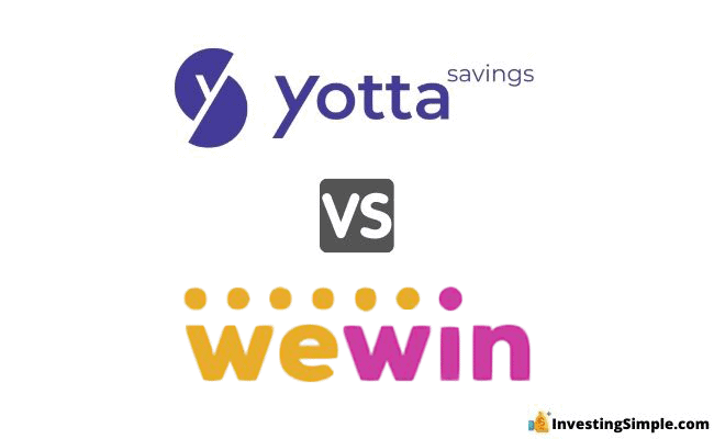 Yotta Savings vs WeWin