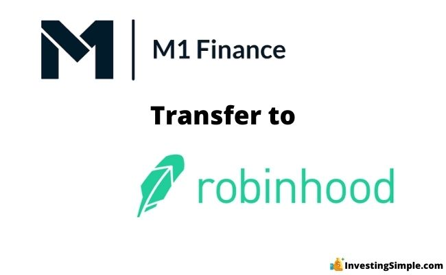 how to transfer from m1 finance to robinhood