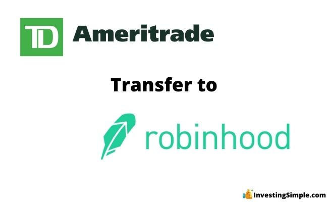 how to transfer from td ameritrade to robinhood