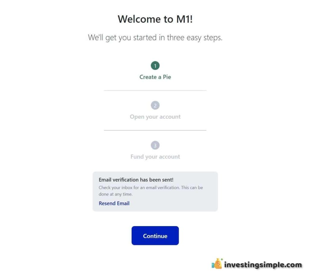 m1 finance sign up