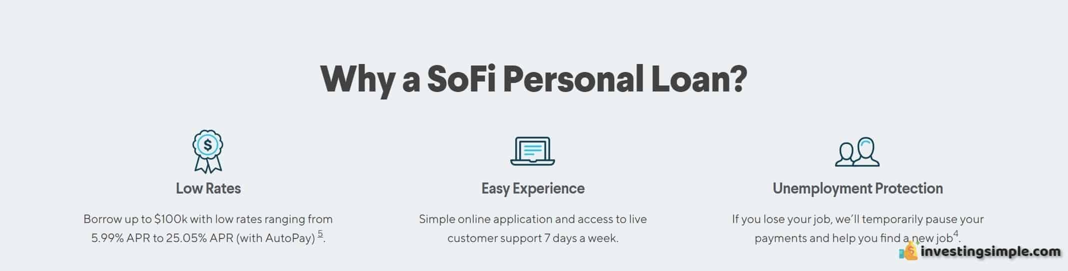 sofi personal loan