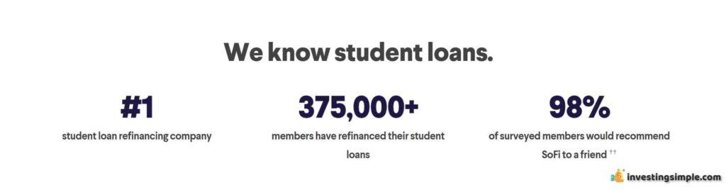 sofi we know student loans