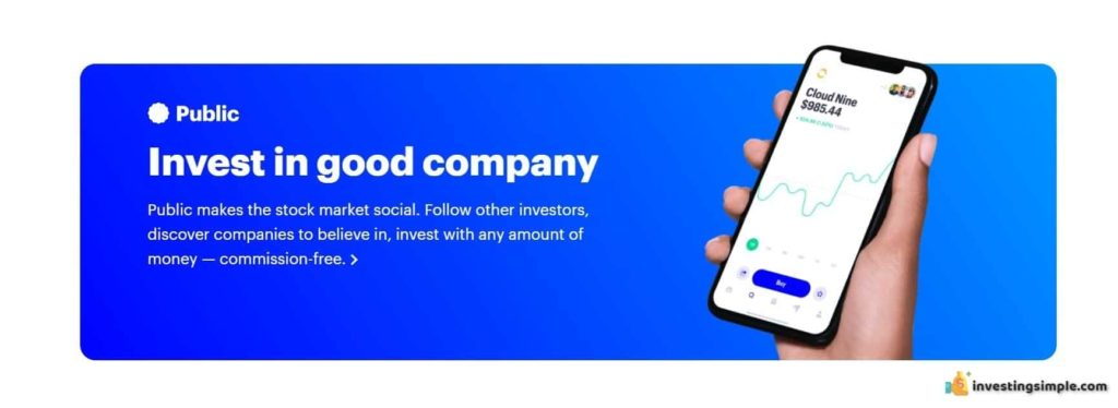 public invest in good company
