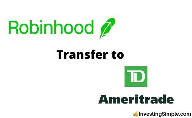 robinhood transfer to TD Ameritrade featured image