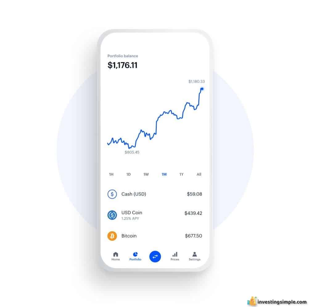 coinbase phone
