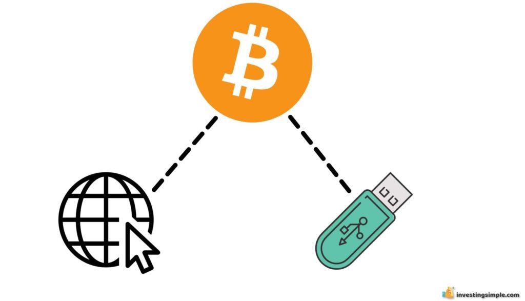 crypto storage options