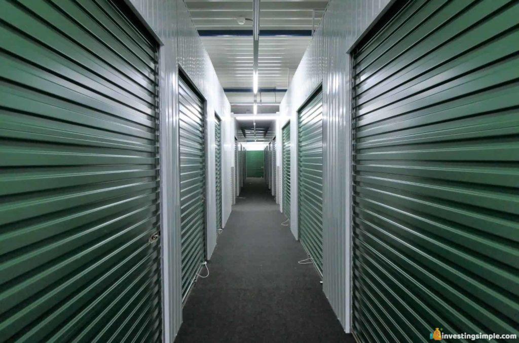 new storage unit