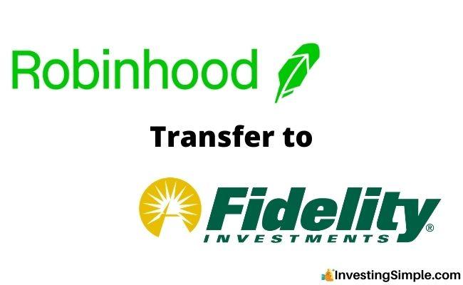 robinhood transfer to fidelity