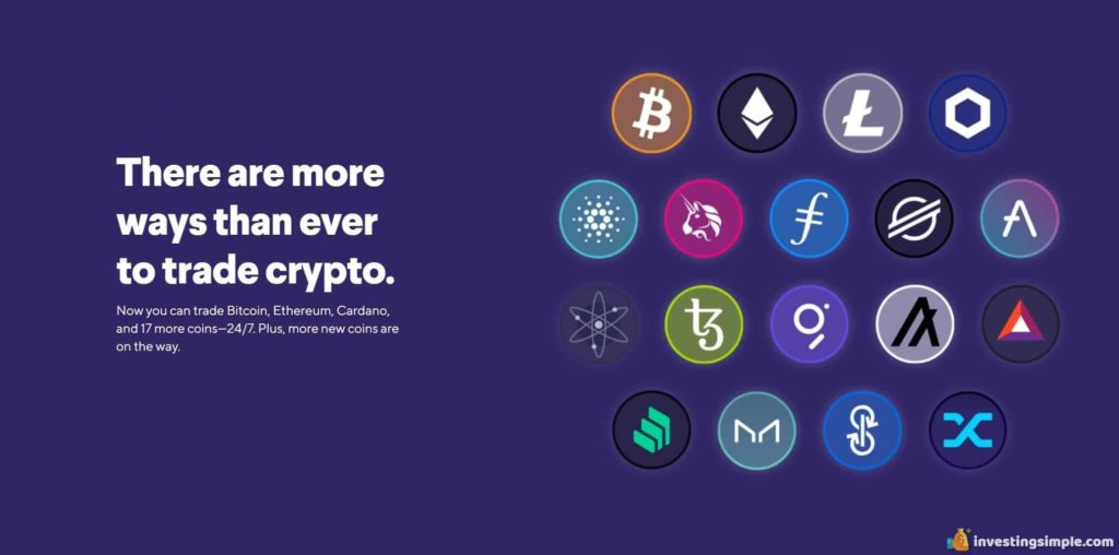 sofi crypto ways to trade