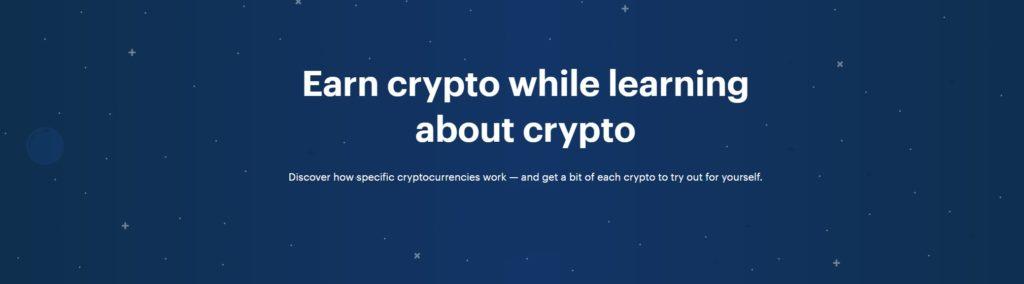 coinbase earn bitcoin