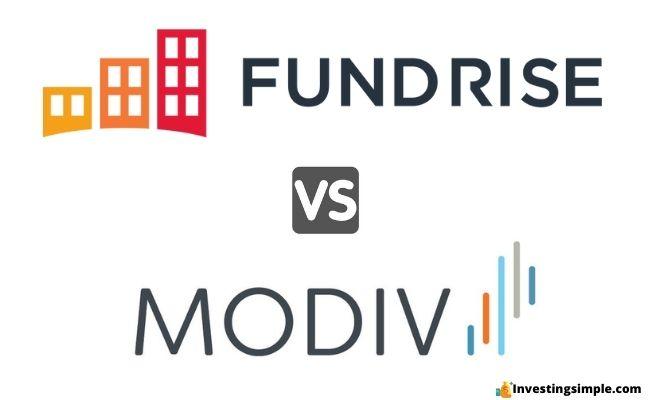 fundrise vs modiv featured image