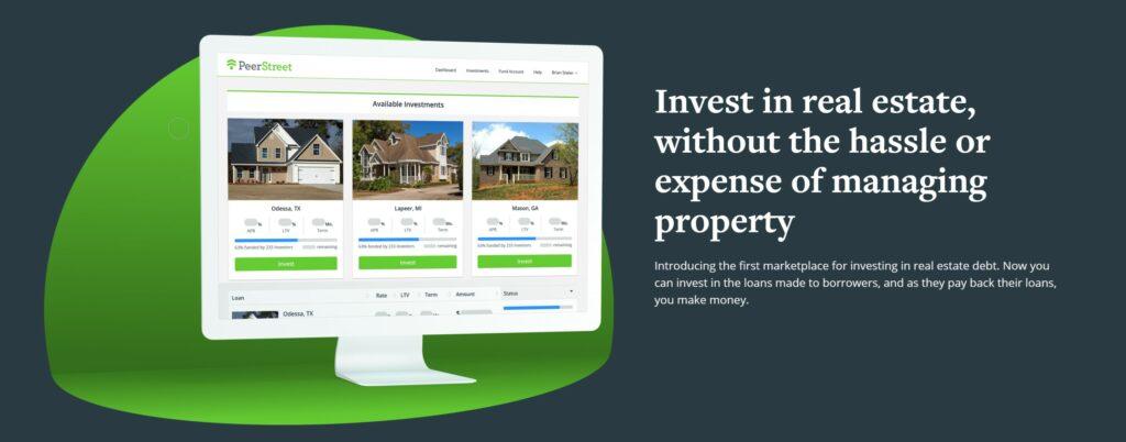 peerstreet investing real estate