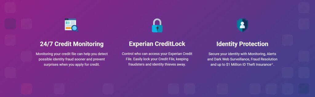experian credit monitoring