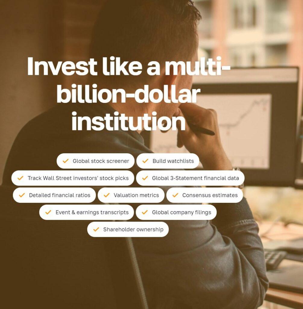 tikr investor
